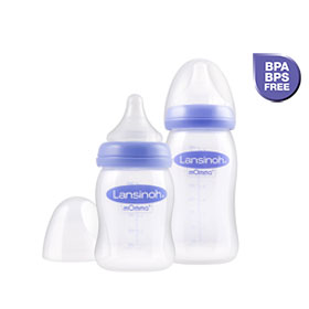 BPA and BPS Free Baby Feeding Bottle