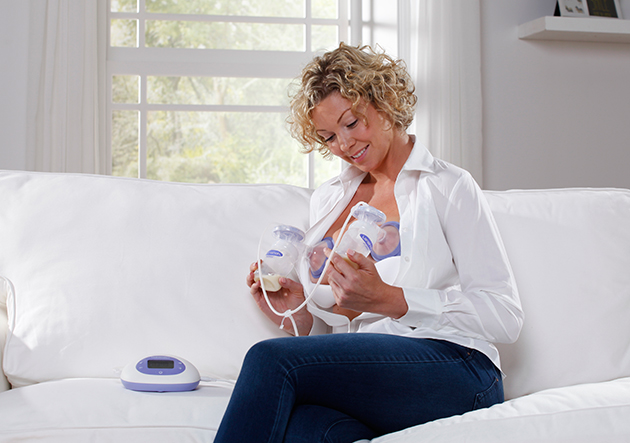 Expressing and storing your breastmilk